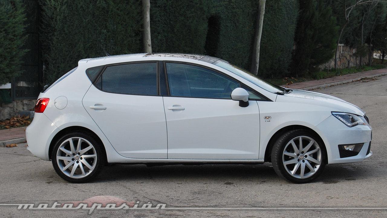 Foto de SEAT Ibiza 1.2 TSI FR (prueba) (4/33)