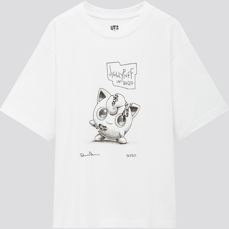 pokémon uniqlo