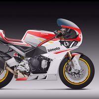 Bimota lanzará en verano su segunda moto, de estilo retro, y con el motor de la Kawasaki Ninja 1000SX