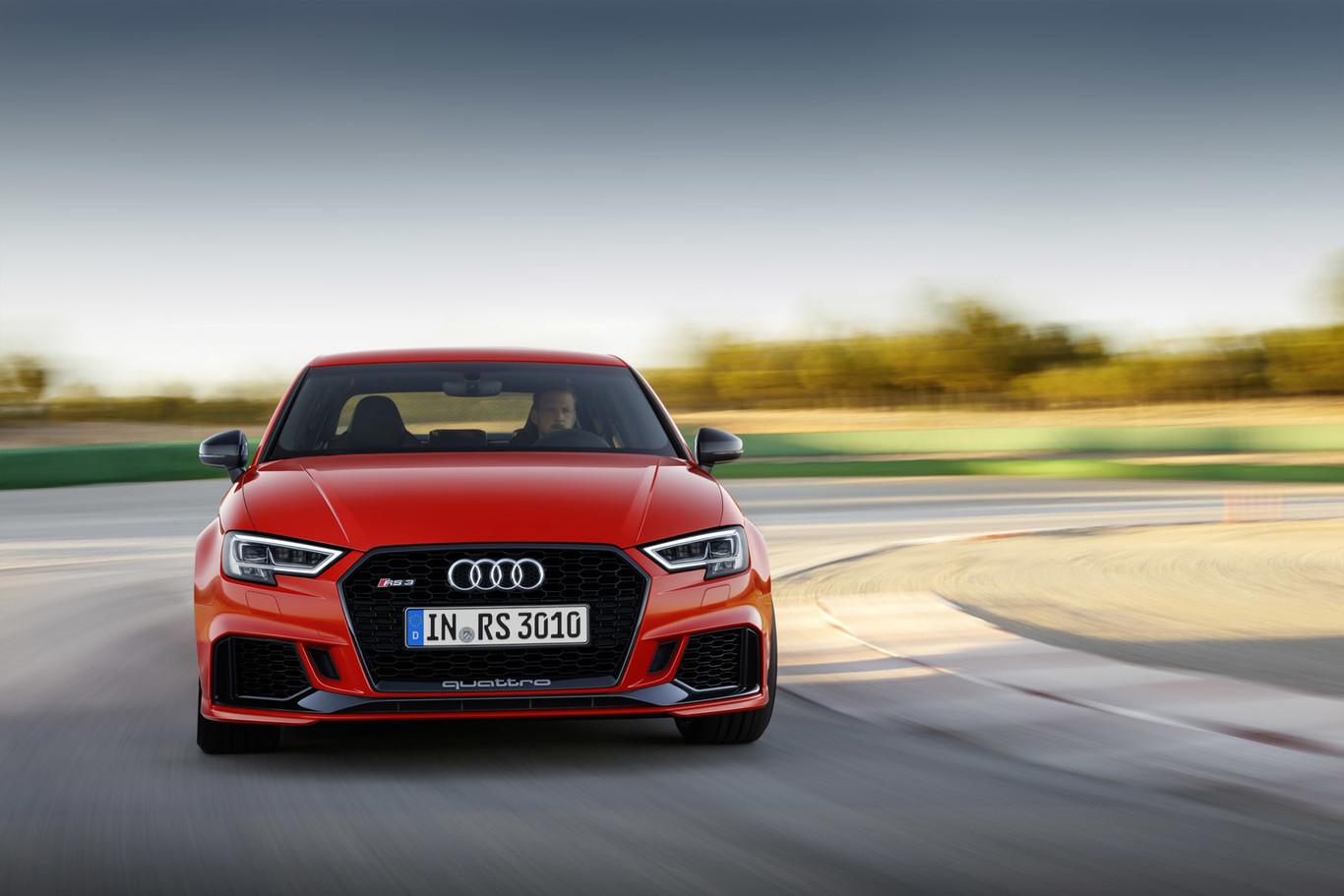 Foto de Audi RS3 Sedán (3/16)