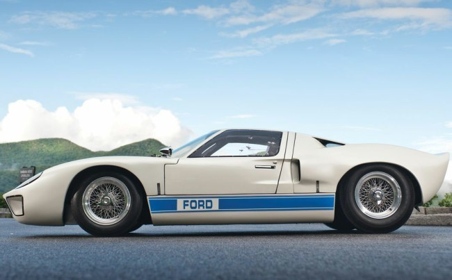 Ford GT40 RM Auctions Vista Lateral
