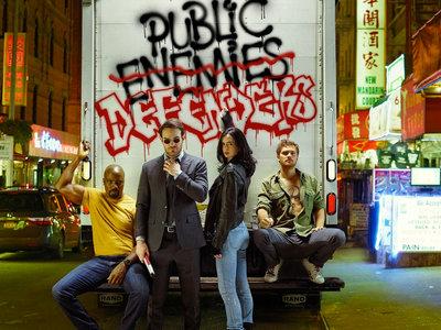 Nuevo trailer de 'Defenders': los cuatro superhéroes de Netflix unen fuerzas para proteger Nueva York