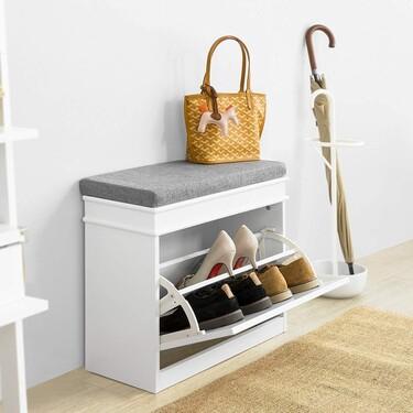 15 accesorios de almacenaje bonitos y originales, para tener la casa siempre ordenada aprovechando el espacio