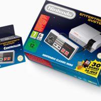 Nintendo trae de vuelta el NES, ahora más pequeño y con 30 juegos preinstalados