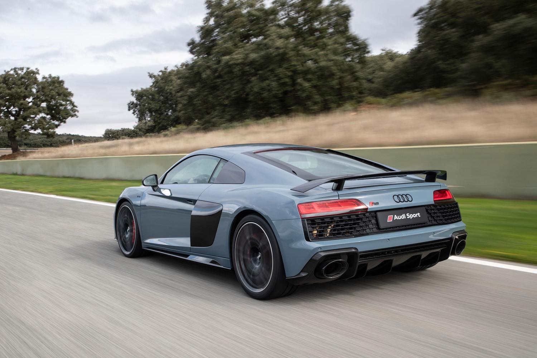 Foto de Audi R8 2019, toma de contacto (146/188)