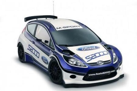 Presentado en sociedad el nuevo Ford Fiesta S2000