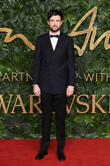 Jack Whitehall Alfombra Roja Red Carpet British Fashion Awards 2018