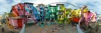 Transformar la favela en una obra de arte