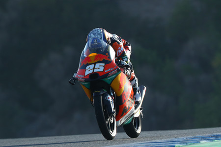 Raul Fernandez Andalucia Moto3 2020