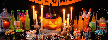 17 espeluznantes accesorios para decorar tu mesa en Halloween que puedes encontrar en Amazon por menos de 15 euros