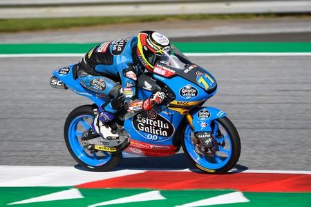 Sergio Garcia Moto3 Misano 2020