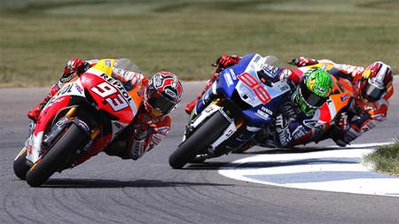 MotoGP Indianapolis 2013: un Marc Márquez arrollador y un cuarto puesto de oro