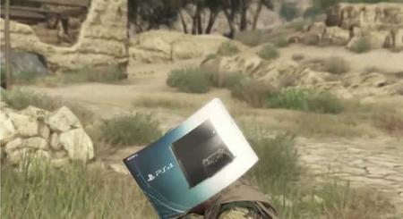 Un video nos demuestra el buen uso de una caja en Metal Gear Solid V The Phantom Pain
