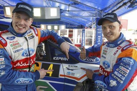 Mikko Hirvonen y Jari-Matti Latvala pueden salir de Ford
