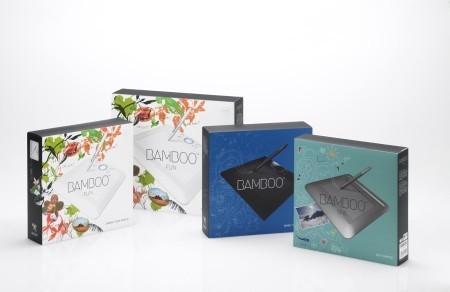 Bamboo Fun, tabletas gráfica para todo el mundo