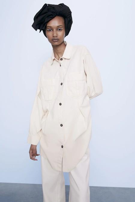 Zara Rebajas Verano 2020 60 Descuento Camisa 04