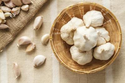 El ajo, un buen recurso para reducir la presión arterial