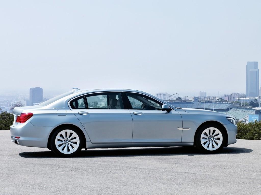 Foto de BMW ActiveHybrid 7 (6/30)