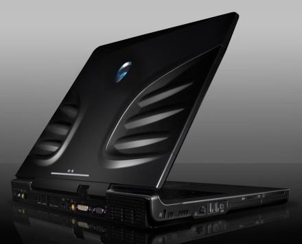CES 2007: Alienware m9750, el portátil para jugones