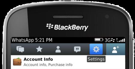 WhatsApp no soportará BlackBerry 10