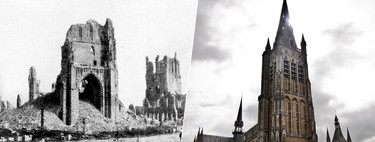De Reims a Colonia: siete catedrales góticas destruidas e incendiadas que resurgieron de sus cenizas