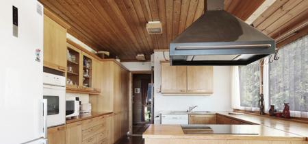 Antes y después: una cocina que cambia de década