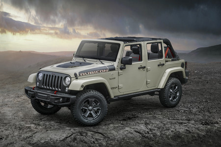 Jeep Wrangler Rubicon Recon, edición especial del que solo llegarán 180 unidades a México