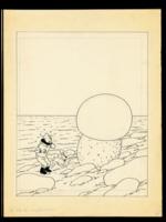 ¿Pagarías 2,5 millones por un dibujo original de Tintín? Hay gente que sí