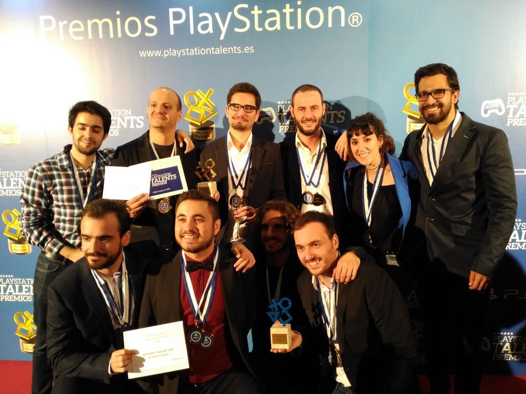 Playstation Talents Tessera Studios