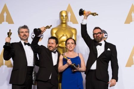 Ganadores Oscars 2016 12