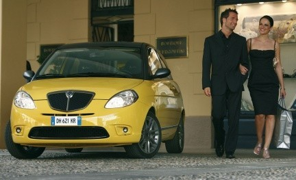 New Lancia Ypsilon Sport MomoDesign