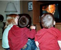 La violencia televisiva puede multiplicar por tres la agresividad de nuestros hijos