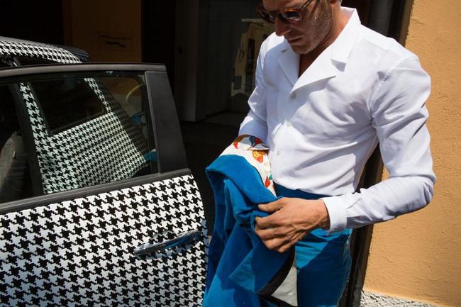 Lapo wardrobe gucci