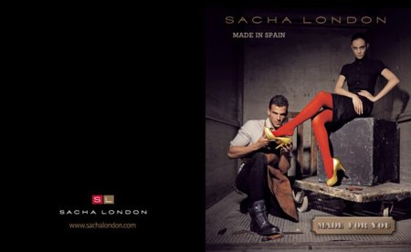 Catálogo Sacha London Otoño-Invierno 2011-2012: un zapato para cada ocasión