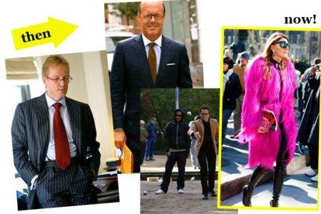 El blog más famoso de moda: The Sartorialist