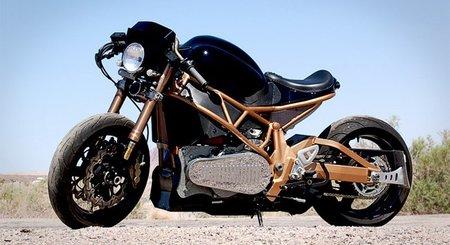 Bell Custom Cycles anuncia el precio y lanzamiento de la moto eléctrica Brutus