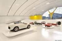 Nuevo Museo Ferrari en Módena, Italia