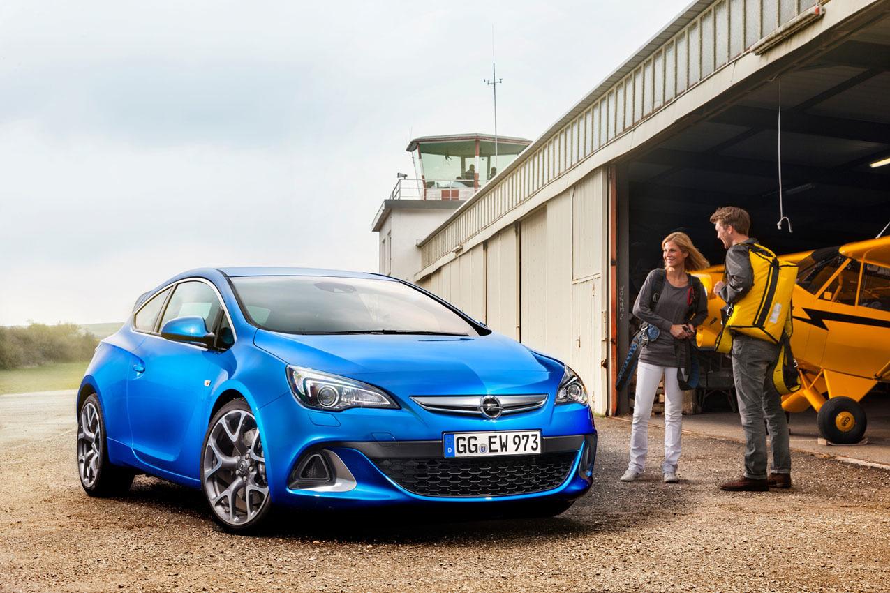 Foto de Opel Astra OPC (15/46)
