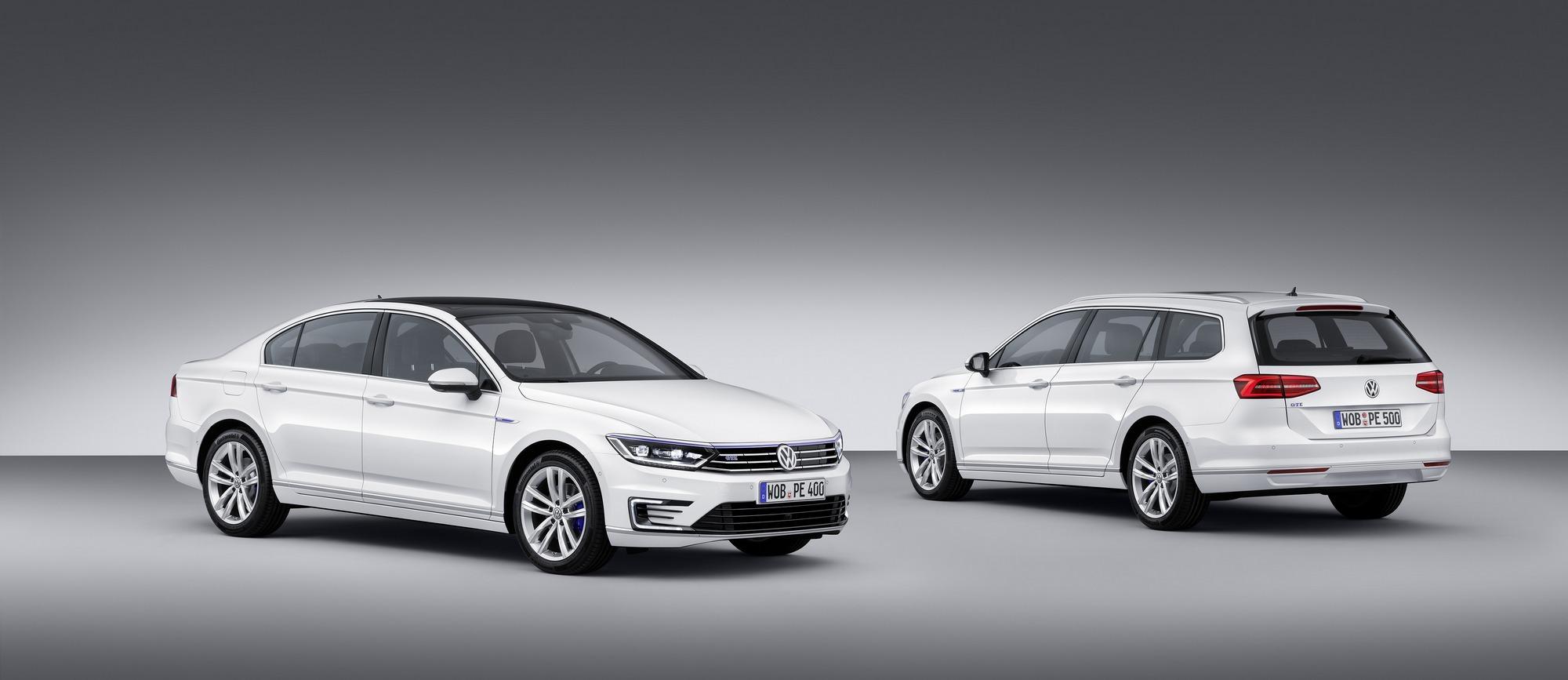 Foto de Volkswagen Passat GTE (6/9)