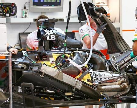 """Bob Fernley:""""Haremos lo que Mercedes diga que hagamos"""""""