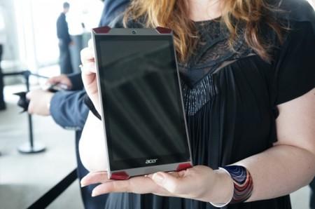 Acer podría competir contra NVIDIA con su tablet Predator, enfocada a gamers