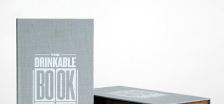 Drinkable Book, un libro para purificar el agua contaminada