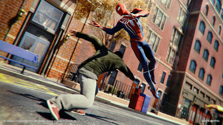 Salto Spiderman