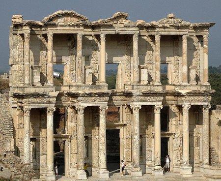 Memorias de Turquía: La Biblioteca de Éfeso