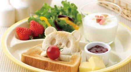Popup Character Bread, dale a tus desayunos un toque divertido