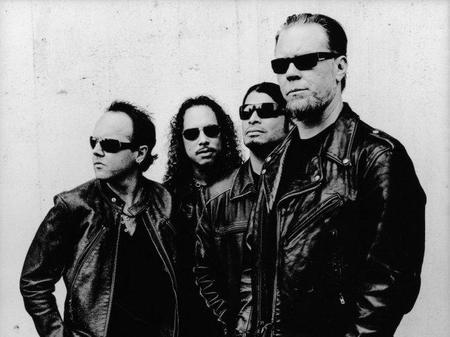 Metallica también tendrá su película en 3D