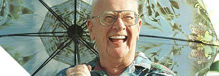 Arthur Clarke cumple 90 años