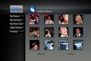 Flickr en el Xbox Media Center