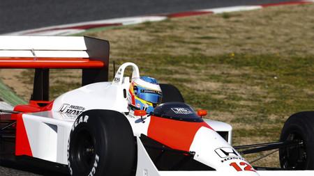 Alonso Mclaren Honda F1