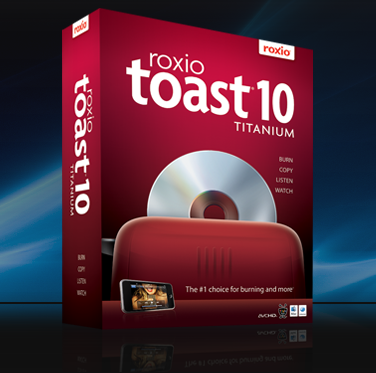 Roxio Toast Titanium 10: A fondo